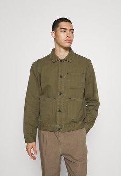AllSaints - FAIRMOUNT - Kevyt takki - rosemary green