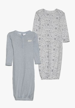 Carter's - GOWN BABY 2 PACK - Pyjama - blue