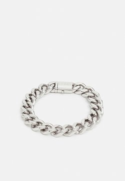 HUGO - CHAIN BRACELET - Rannekoru - silver-coloured