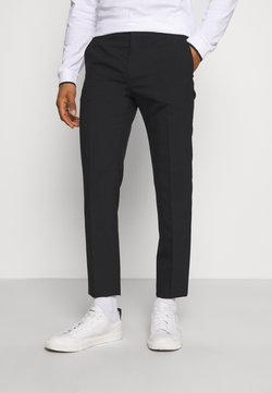 Calvin Klein Tailored - STRETCH PANT - Broek - perfect black