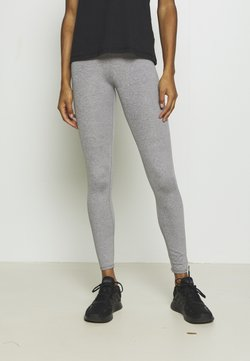 Cotton On Body - ACTIVE CORE TIGHT - Medias - mid grey marle