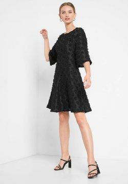 ORSAY - MIT PUNKTEN - Cocktailkleid/festliches Kleid - schwarz