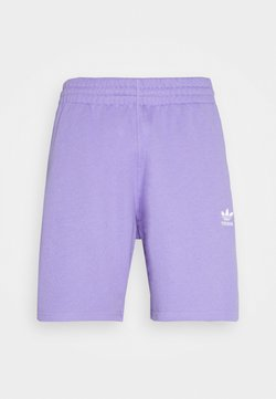 adidas Originals - ESSENTIAL UNISEX - Shorts - light purple