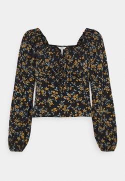 Object Petite - OBJNINA - Langarmshirt - black