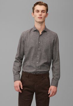 Marc O'Polo - Hemd - multi/chocolate brown