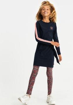 WE Fashion - Jerseykleid - dark blue