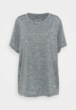 Under Armour - TECH TWIST - Funktionsshirt - pitch gray