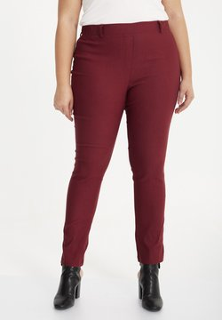 SPG Woman - Stoffhose - maroon