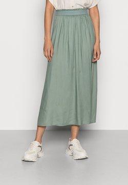 ONLY - Plooirok - chinois green