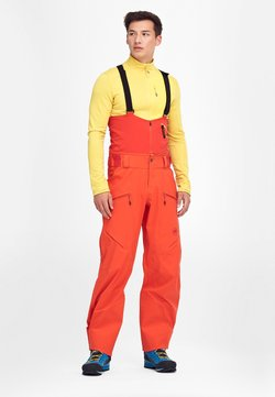 Mammut - HALDIGRAT - Spodnie narciarskie - spicy