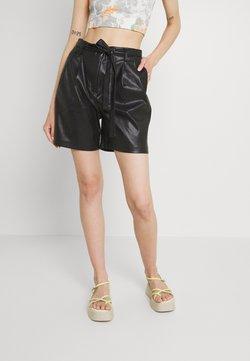 Vila - VISILLA - Shorts - black
