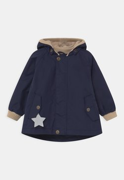 MINI A TURE - WALLY UNISEX - Abrigo corto - maritime blue