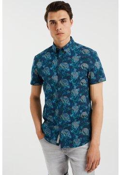 WE Fashion - Hemd - dark blue