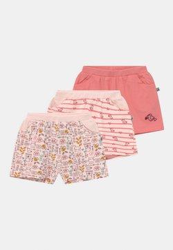 Jacky Baby - JUNGLE GIRL 3 PACK - Short - light pink