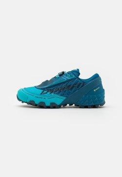 Dynafit - FELINE SL GTX - Zapatillas de trail running - reef/blueberry