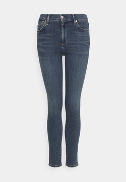 Citizens of Humanity - ROCKET ANKLE - Jeans Skinny Fit - tide