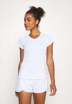 Björn Borg - TESIA TEE - T-Shirt print - brilliant white