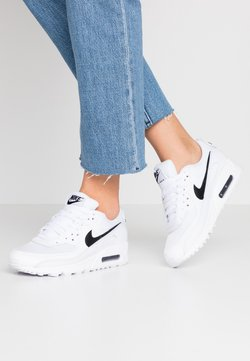 Nike Sportswear - AIR MAX 90 - Sneakers laag - white/black