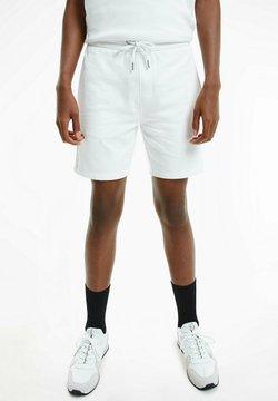 Calvin Klein Jeans - LOGO - Jogginghose - bright white