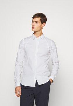 PS Paul Smith - SHIRT SLIM FIT - Skjorta - white