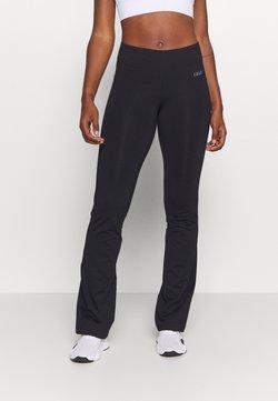 Casall - CLASSIC JAZZ PANTS - Verryttelyhousut - black