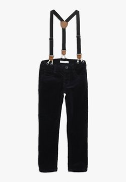 Name it - NMMROBIN PANT BRACES  - Tuinbroek - dark sapphire