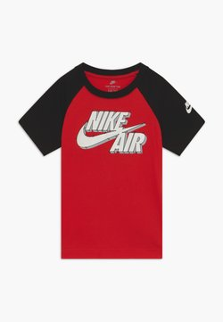 Nike Sportswear - FUTURA CONNECT THE DOTS TEE - T-shirts med print - university red
