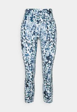 L'urv - TURN THE TIDE LEGGING - Medias - blue
