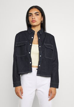 Levi's® Made & Crafted - BOLD SHOULDER - Camisa - shadow rinse