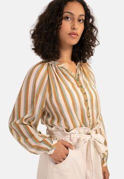 FRNCH - CORYNNE - Bluse - beige