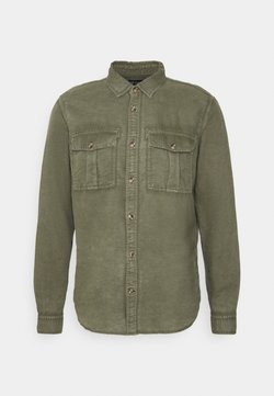 GAP - UTILITY - Camicia - army green