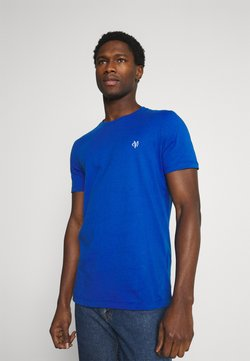 Marc O'Polo - SHORT SLEEVE - T-Shirt basic - turkish sea