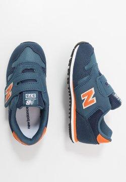 New Balance - IV373KN - Sneakers laag - navy/orange