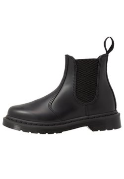 Dr. Martens - 2976 MONO CHELSEA - Nilkkurit - black smooth