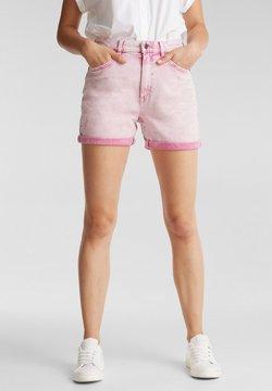 edc by Esprit - Jeansshorts - pink fuchsia