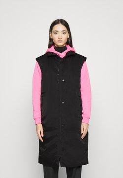 Nike Sportswear - TREND VEST - Smanicato - black/(white)