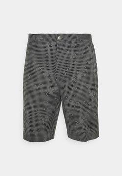 adidas Golf - ULTIMATE PRINT SHORT - Träningsshorts - black