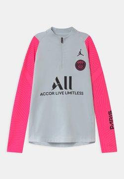 Nike Performance - PARIS ST GERMAIN UNISEX - Klubbkläder - pure platinum/hyper pink/black