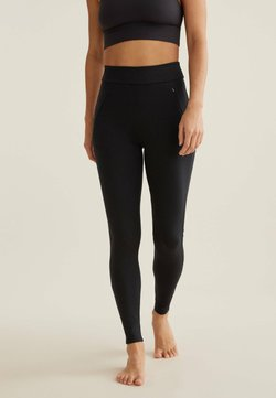 OYSHO - Tights - black