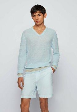 BOSS - Maglione - light blue