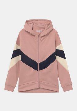 Name it - NKFKOMIA  - Sweater met rits - pale mauve