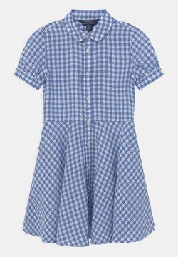 Polo Ralph Lauren - Blusenkleid - blue/white