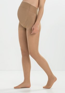 Cache Coeur - Tights - nude