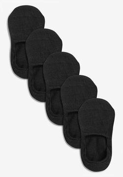 Next - 5 PACK - Füßlinge - black