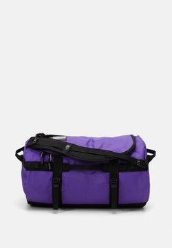 The North Face - BASE CAMP DUFFEL S UNISEX - Treningsbag - peak purple/black