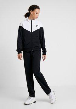 Nike Sportswear - SUIT - Survêtement - black/white