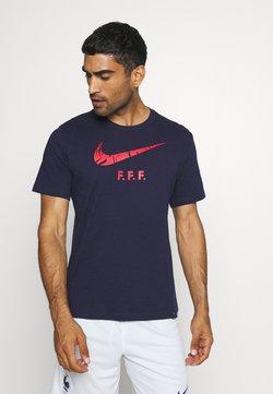 Nike Performance - FRANKREICH - Voetbalshirt - Land - blackened blue