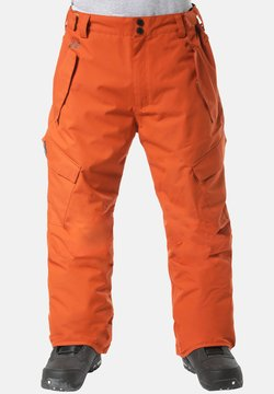 Horsefeathers - BARS - Skibroek - orange