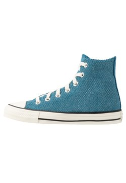 Converse - CHUCK TAYLOR ALL STAR - Baskets montantes - egyptian blue/agate blue/egret