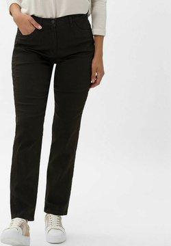 BRAX - CORRY NEW - Slim fit jeans - dark brown